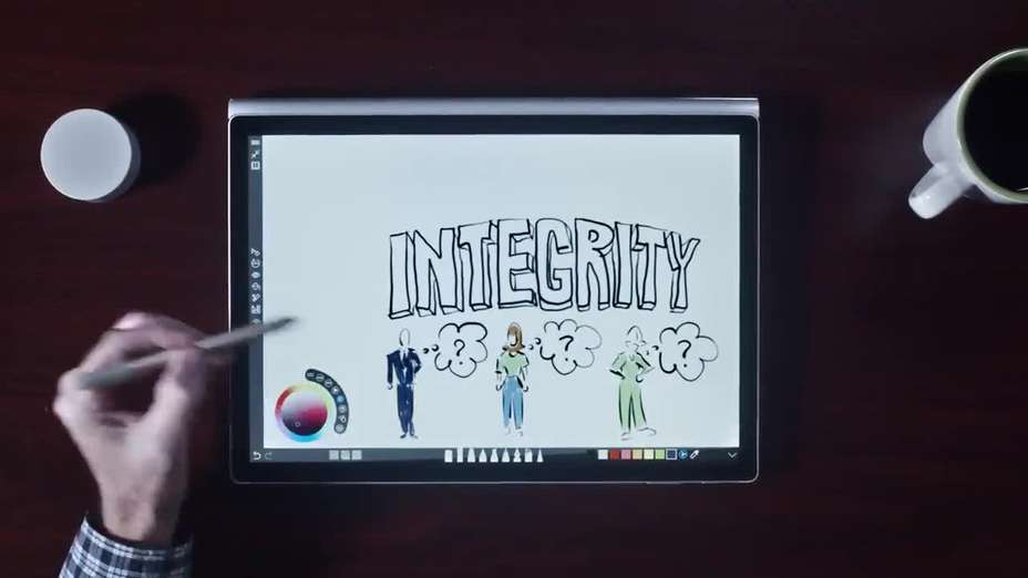 Our Values – Integrity