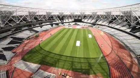 Olympic Stadium Timelapse Video