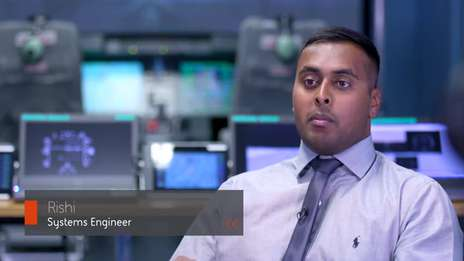 Rishi - Systems Engineer