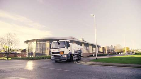 Cryospeed® - BOC's Cryogenic gas delivery service