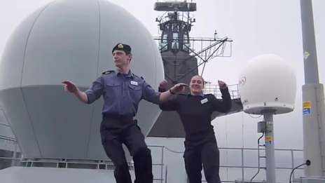 The Royal Navy does Graduate Programmes like no other employer