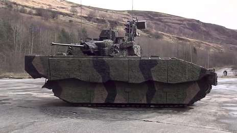 AJAX - the future of Armoured Fighting Vehicles