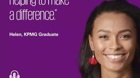 Helen, KPMG Graduate