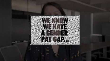 Team Spirit: What are we doing to close our Gender Pay Gap?