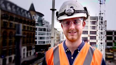 Adam - Graduate Civil Engineer