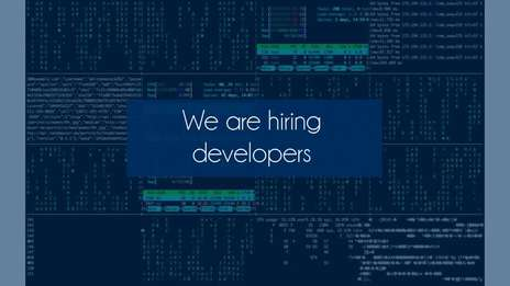 We're Hiring: Technology Team
