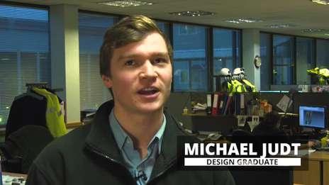 Michael - Design Graduate