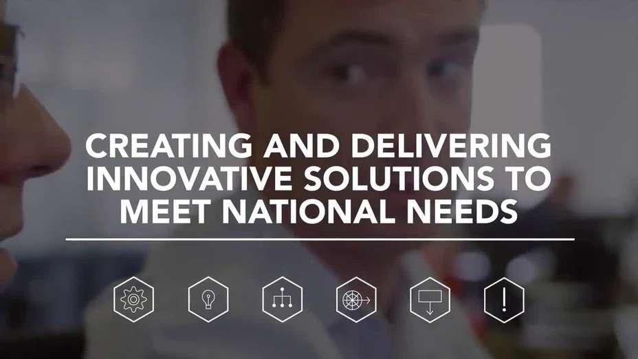 Meeting The UK's National Needs