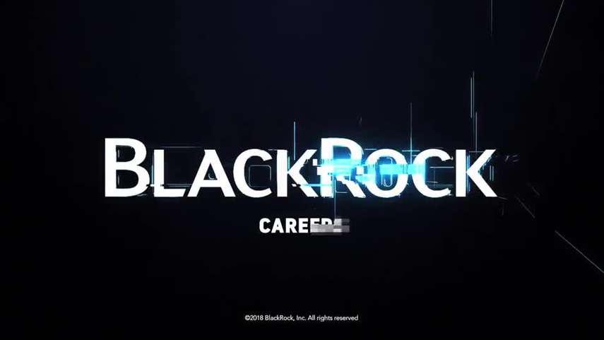 BlackRock Careers 2019
