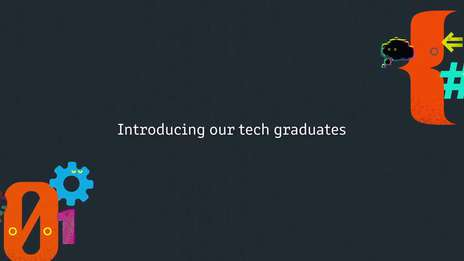 Sainsbury's Tech | Peter Ting, Graduate Software Development Engineer