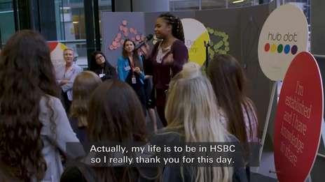 HSBC Women's Day Event