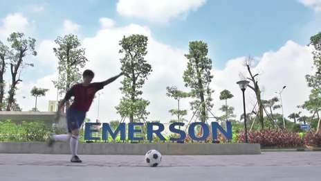 Emerson's 125th Year Anniversary: Brief Moment of Joy