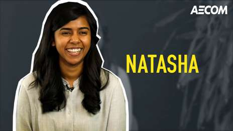 Meet Natasha, one of our talented Fire Engineering Graduates at AECOM