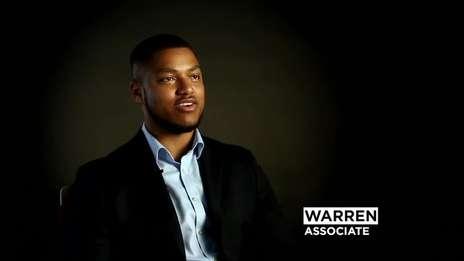 Warren Wellington, Associate: A Trainee Case