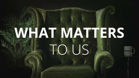What matters to us