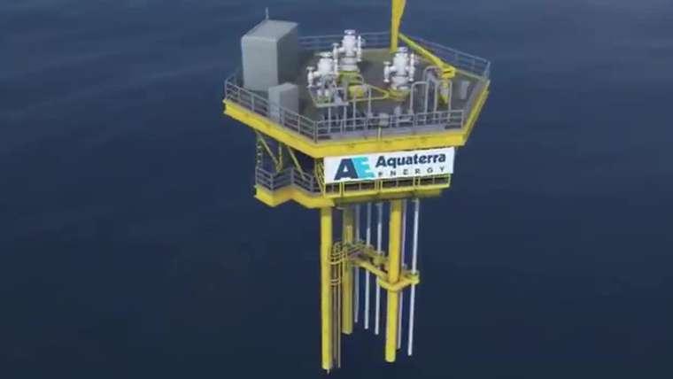 Aquaterra Energy Sea Swift Platforms