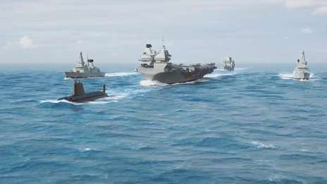 New Equipment for The Royal Navy