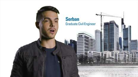 Serban - Graduate Civil Engineer