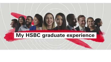My HSBC Graduate Experience
