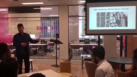 Sparta Global Lunch & Learn: Dan Klein on data science