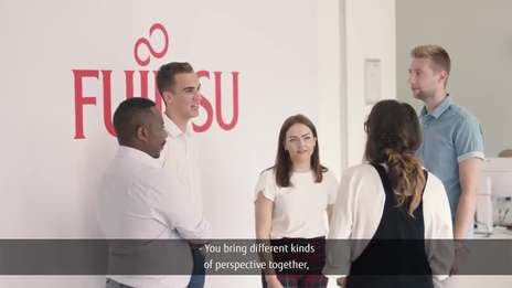 Early Careers at Fujitsu – Embracing all opportunities