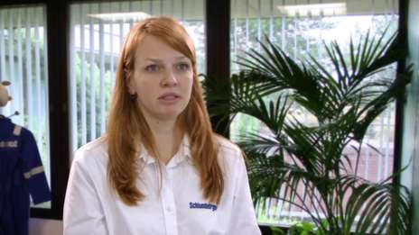 Schlumberger Career Profile: Margarita, Artificial Lift Technical Sales Engineer
