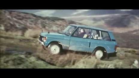 45 years of Range Rover.
