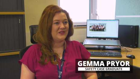 Gemma - Safety Case Graduate