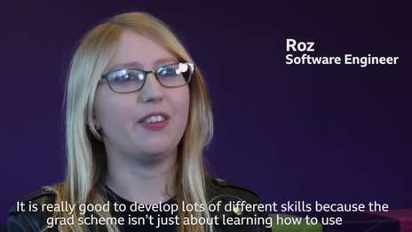 Roz - Software Engineer
