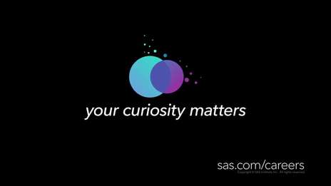 Your Curiosity Matters