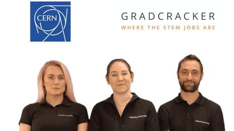 CERN invites Gradcracker to Switzerland