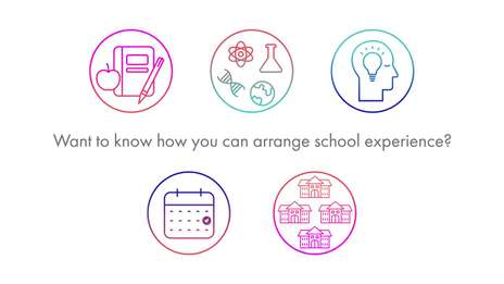NEW - School Experience Programme