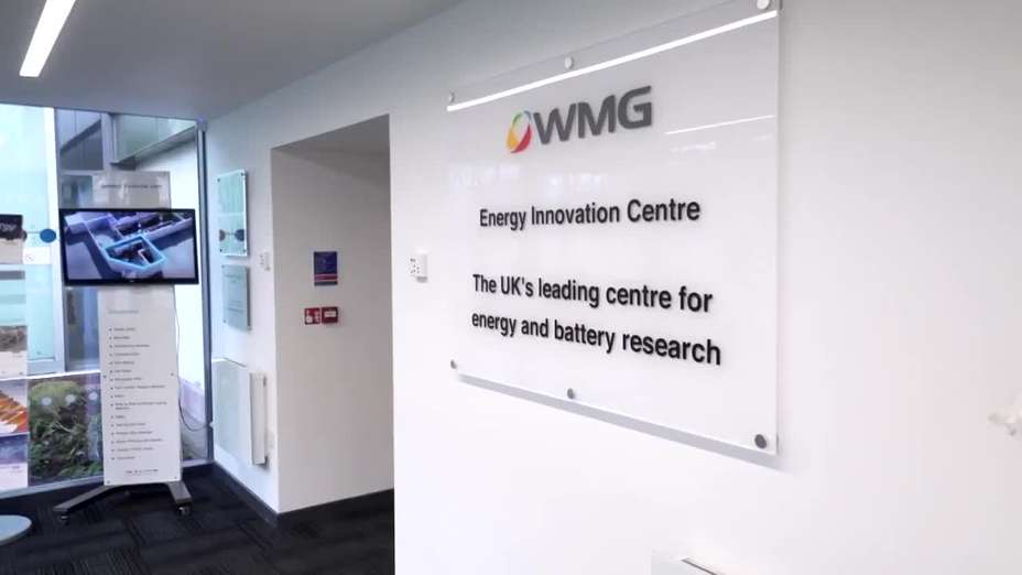 WMG: Next Generation Technology Innovation
