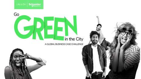Register now to Go Green in the City 2020 | Schneider Electric