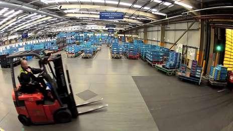 6. Factory to Forecourt - Logistics
