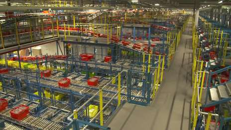 Transforming Warehouse Automation