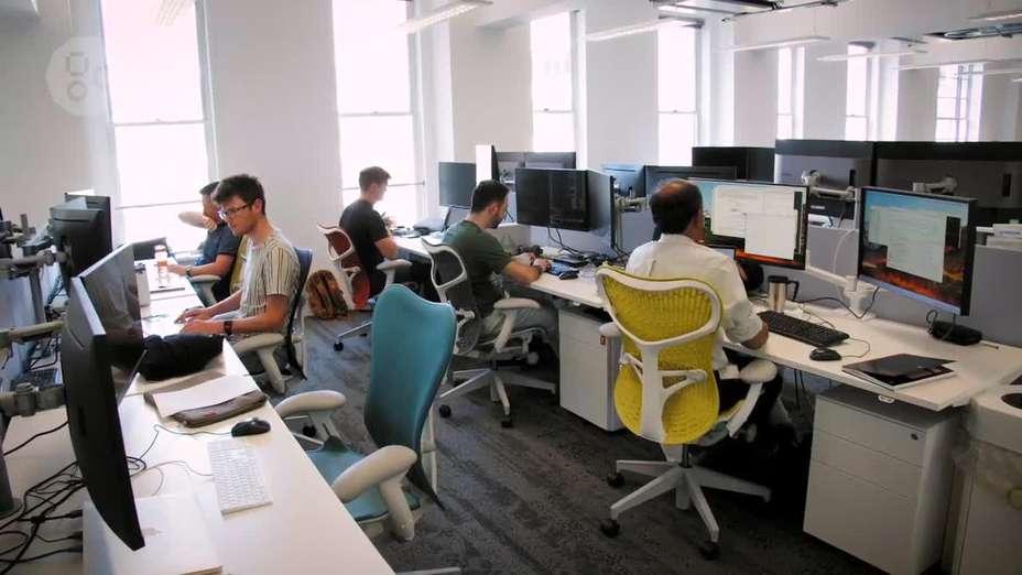 Working at Graphcore - Software engineering #WorkThatMatters