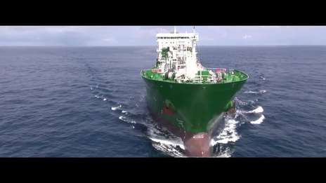 INEOS Names the worlds first Dragon Ships