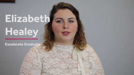 Excelerate Graduate - Elizabeth Healey