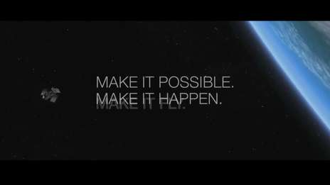 Make it possible. Make it happen. Make it fly.