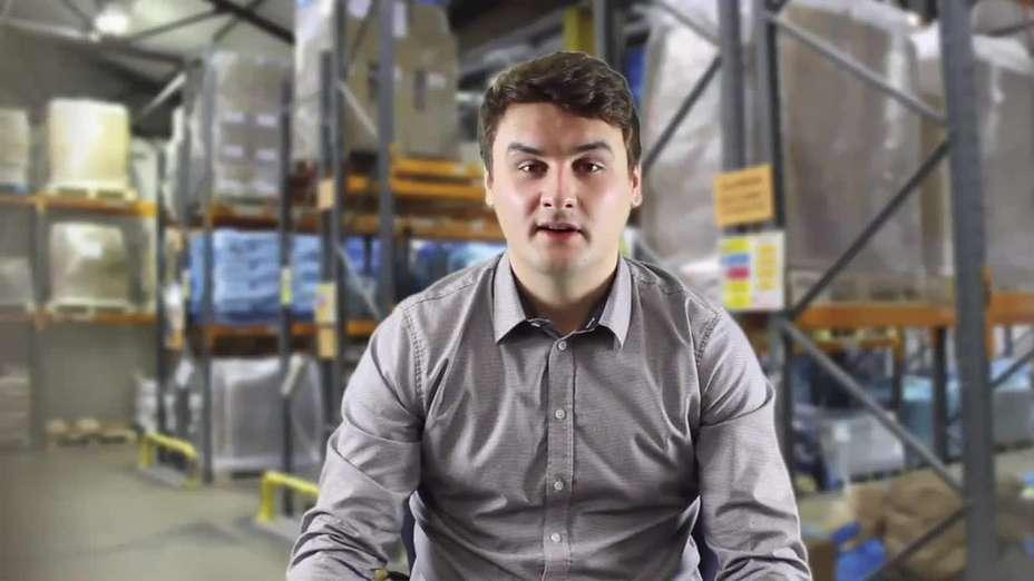 Ollie Burton - Manufacturing Graduate Scheme