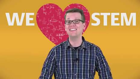 Welcome to We Love STEM from Hank Green