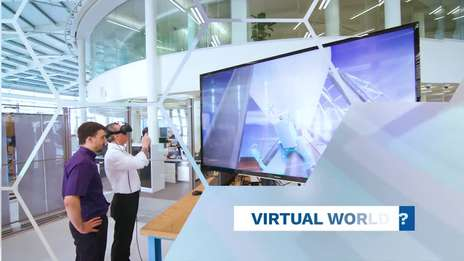 The AMRC - Where Digital Meets Manufacturing