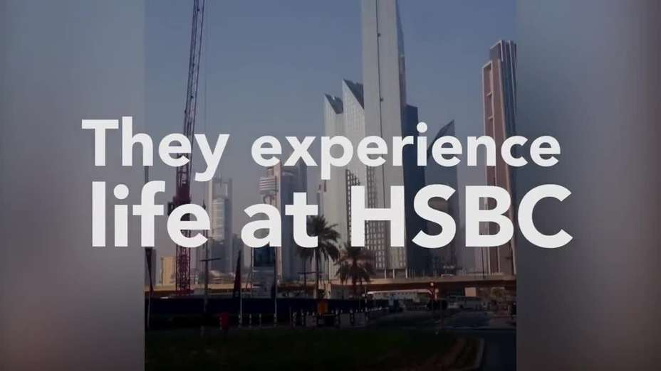 A day in the life of a Global Graduate – HSBC NOW