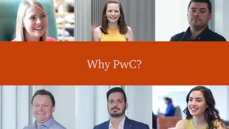 Why our people love working for PwC