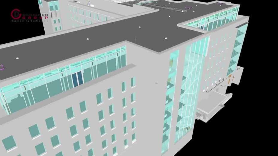 Building Information Modelling (B.I.M.)