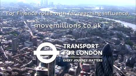 Finance roles at TfL: Move Millions