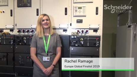 Rachel's Experience As Schneider Go Green Europe Global Finalist 2019