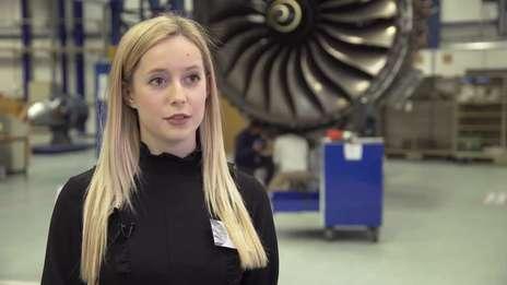 Rolls-Royce - Female Undergraduate of the Year 2016 Finalists