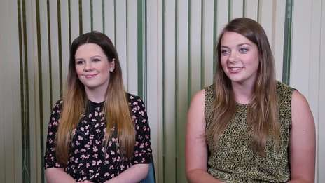 Katie Wood & Marina Davies - Corporate Graduate Scheme